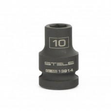 """Ударна вложка 10.0 мм за гайковерт 1/2"""", шестенна"""