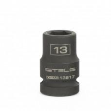 Ударна вложка 13.0 мм за гайковерт 1/2, шестенна STELS