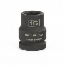 """Ударна вложка 16.0 мм за гайковерт 1/2"""", шестенна"""