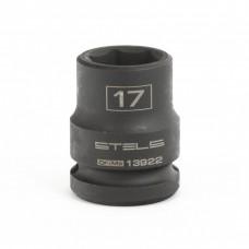 """Ударна вложка 17.0 мм за гайковерт 1/2"""", шестенна"""