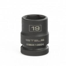 """Ударна вложка 19.0 мм за гайковерт 1/2"""", шестенна"""