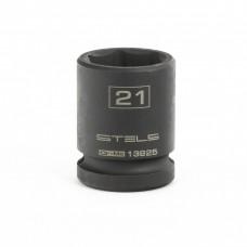 """Ударна вложка 21.0 мм за гайковерт 1/2"""", шестенна"""
