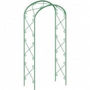 Градинска арка за увивни растения