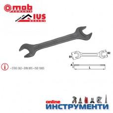 Гаечен ключ 6х7-DIN 895 фосфатиран