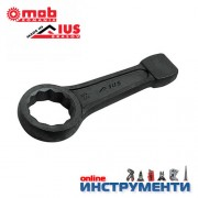 Ударен ключ звезда 100 мм, едностранен, Mob Ius