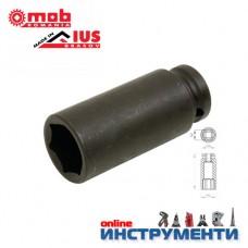 """Ударна вложка 32.0 мм., удължена за гайковерт 3/4"""""""