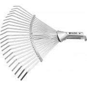"Гребло за листа тип ""ветрило"", 22 зъба, без дръжка, регулируемо, 270-460 mm"