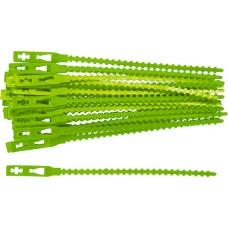 Връзки за растения, 13 cm, пластмасови, 50 бр.