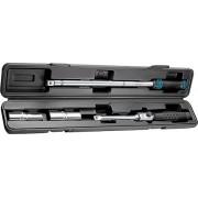 Ключ за гуми, кръстат, сгъваем 17 х 19 х 21 х 23 mm, хромиран