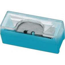 Остриета мини, 9 mm, трапецовидни, пластмасова кутия, 15 бр.