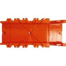 Пасвател, 300 х 90 mm, пластмасов, 6 ъгъла на рязане