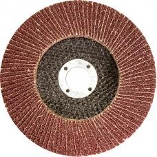 Диск ламелен шлифовъчен за ъглошлайф, P 80, 125 х 22 mm