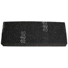 Шкурка мрежеста силициево-карбидна, P 40, 106 х 280 mm, 25 бр.