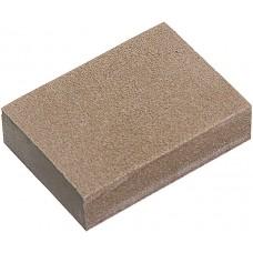 Комплект шлайф гъби, 100 х 70 х 25 mm, средно твърди, 3 бр., P 60/80, P 60/100, P 80/120