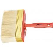 Четка, 120 х 30 mm, изкуствен косъм, пластмасов корпус, пластмасова дръжка