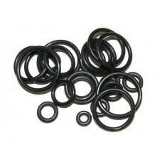 O-пръстен , NBR 70 , ф 17x2.5 мм., маслоустойчив