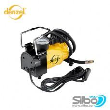 Компресор за помпане на гуми 12 V / 7 бара  -  DENZEL