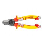 Клещи за рязане на кабел до 50 кв. мм., 160 mm, изолирана дръжка до 1000 V