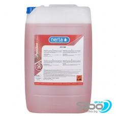 ATC 350 - препарат за почистване на бетоновози, цимент, ръжда - 5 л.