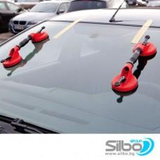 Професионален комплект лапи за автостъкла - 2 бр.